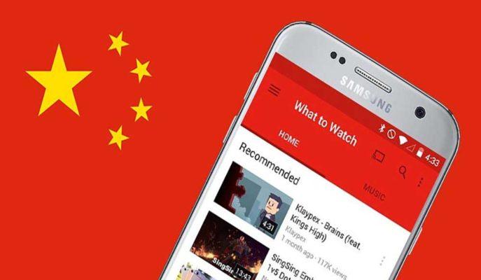 YouTube, Çin Merkezli Çok Sayıda Yayıncının Kanalını Kapattı