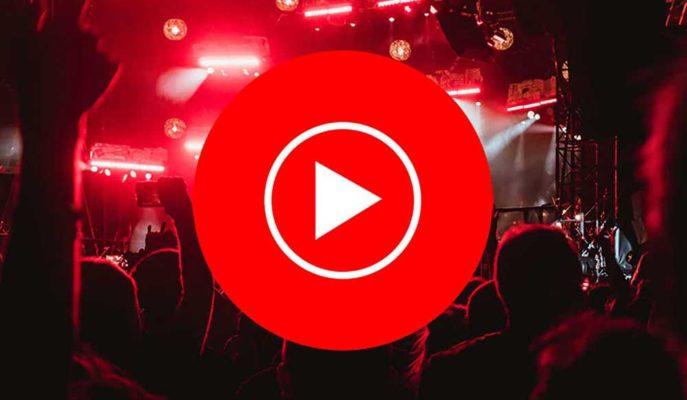 YouTube Music'in Beklenen Şarkı Sözü Özelliği Web Platformuna Geliyor