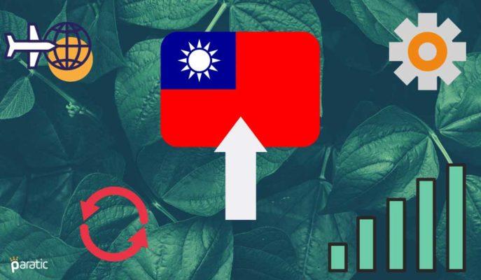 2020'de Büyüyecek Sayılı Ekonomilerden Tayvan için %1 Artış Tahmin Edildi