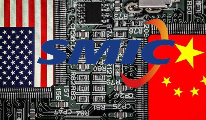 ABD, Çin'in En Büyük Yonga Üreticisi SMIC'i Kara Listeye Eklemeye Hazırlanıyor