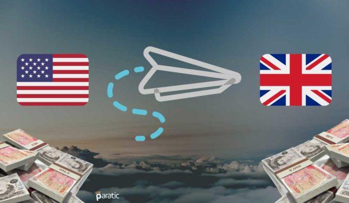 ABD-İngiltere Seyahat Kısıtlamaları, GSYİH'den 11 Milyar Sterlin Silecek
