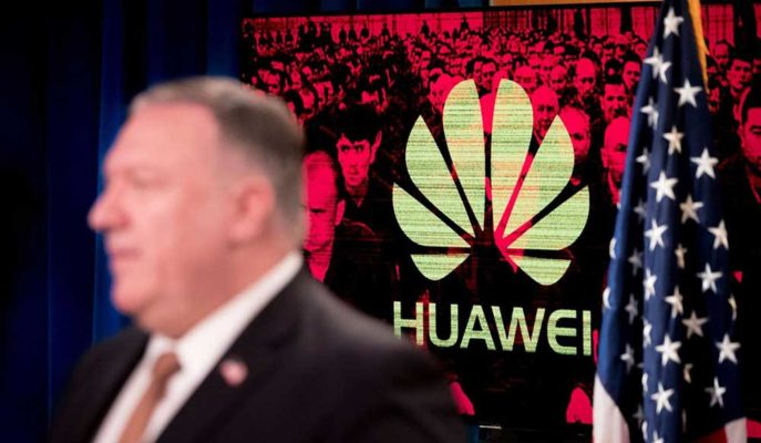 ABD, Türkiye'nin Huawei ile Ticaret Yapmasından Rahatsız Olduğunu Açıkladı