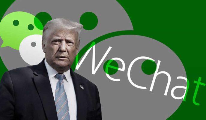 ABD'nin WeChat'i Yasaklama Girişimine Mahkemeden Durdurma Kararı Geldi