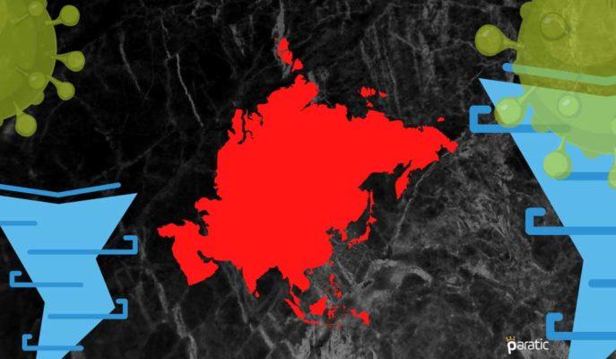 ADB: Asya 2020'de Yaklaşık 60 Yılın İlk Daralmasını Yaşayacak
