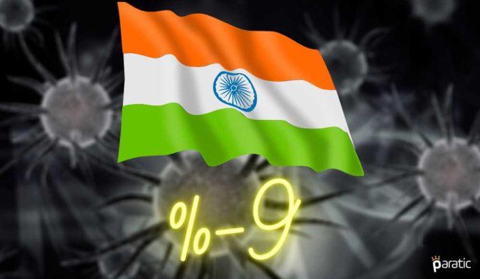 ADB: Hindistan Ekonomisi 2021 Mali Yılında %9 Daralacak