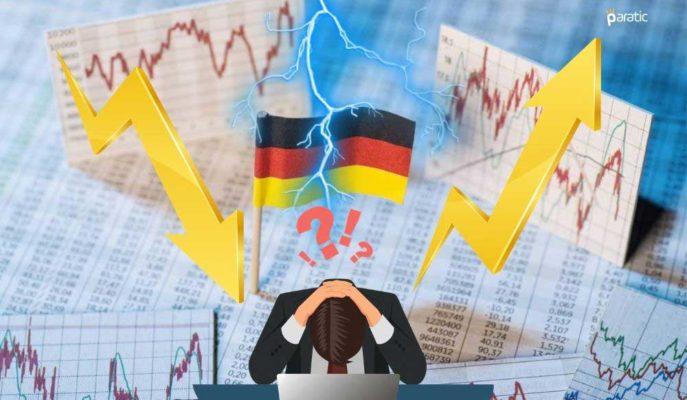 Almanya Ekonomisi 2022'ye Kadar Pandemi Öncesi Seviyeye Dönemeyecek