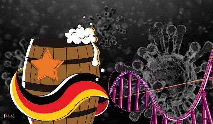 Almanya Ekonomisi Üçüncü Çeyrekte Güçlü Toparlanmaya İlerliyor