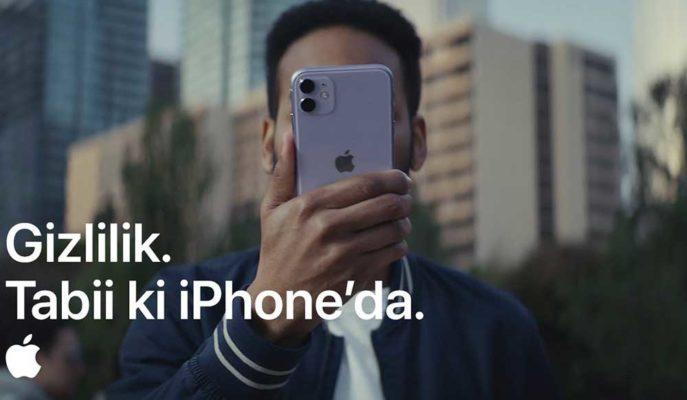Apple İnsanların Dikkatini Gizliliğe Çeken Bir Reklam Hazırladı