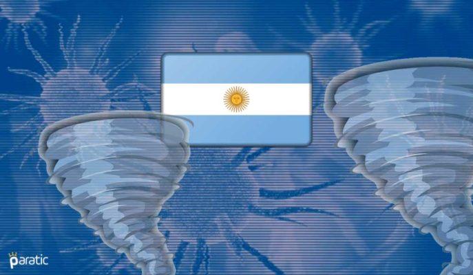 Arjantin GSYİH'si 2020'de Covid Krizi Nedeniyle %12 Düşecek