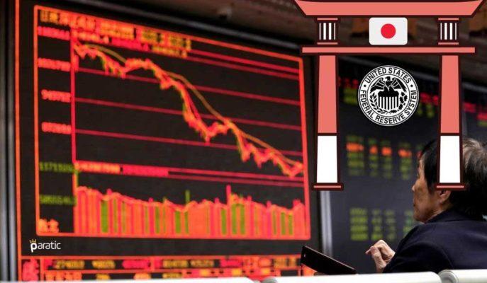 Asya Hisse Senetleri FED ve BOJ Sonrası Geriledi