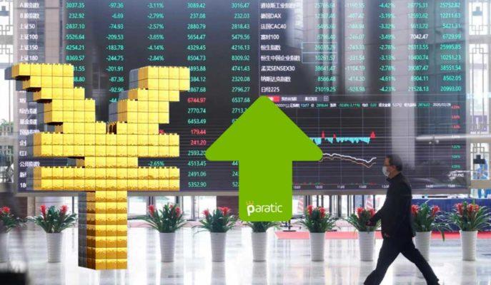 Asya Hisseleri ve Çin Yuanı Yükseliş Eğilimi Gösteriyor