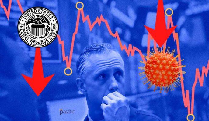 Avrupa Borsaları, FED ve Endişe Verici Vaka Artışıyla Düşüyor