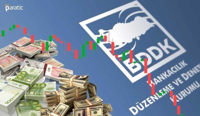 BDDK'nın Swap Limitini %1'den %10'a Çıkarması Döviz Kurlarını Aşağı Çekti