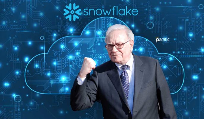 Buffett, Mega Halka Arza Hazırlanan Snowflake'ten 4 Milyon Hisse Alacak