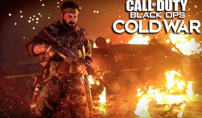 Call of Duty: Black Ops Cold War için PS4 Videosu Geldi