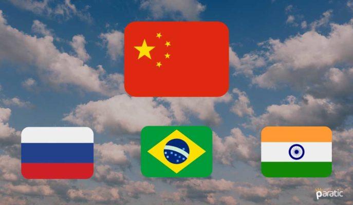 Hindistan, Brezilya ve Rusya Gerideyken Çin İyileşme Yolunda İlerliyor