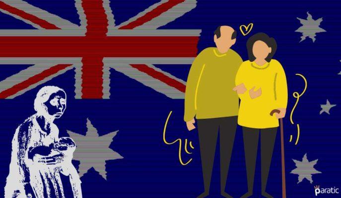 Covid Sonrası Avustralya'nın Ekonomisi Daha Küçük, Nüfusu Daha Yaşlı Olacak