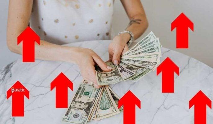 TCMB Sıkılaştırma Adımları Sürerken Dolar 7,46 Sınırında Geziniyor