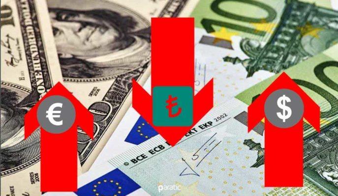Dövizlerde Yükseliş Hızlandı: Dolar 7,56, Euro 8,98 ile Rekor Tazeledi