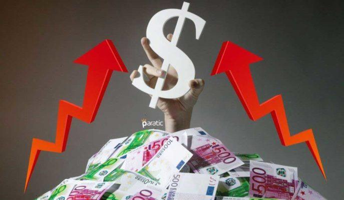 Dolar 7,59, Euro 9 Lirayı Aşarak Tüm Zamanların Zirvesine Oturdu