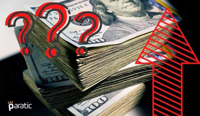 Dolar Kuru Enflasyon Öncesi 7,40 Sınırında Geziniyor
