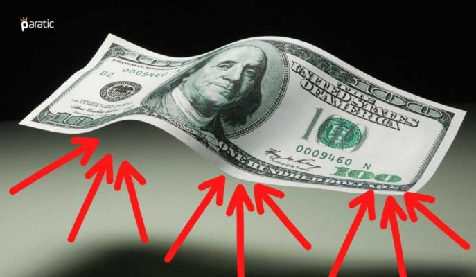 Dolar, TCMB'nin Faiz Değişikliği Yapmayacağı Endişesiyle 7,67'ye Dayandı