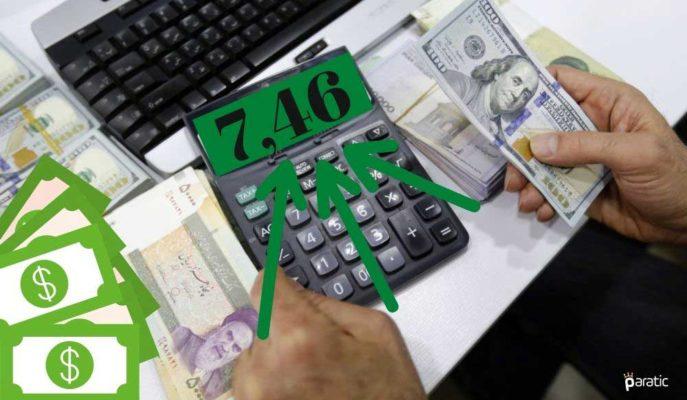 Dolar Beklentinin Altında Gelen Cari Açık Sonrası Pozitif Seyrini Sürdürüyor