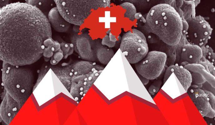 Ekonomiye Odaklanan İsviçre'ye Göre Ülke Virüsle Yaşamaya Alışmalı