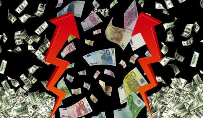 Euro 8,89 ile Rekor Kırarken, Dolar Pozitif Seyrini Sürdürüyor
