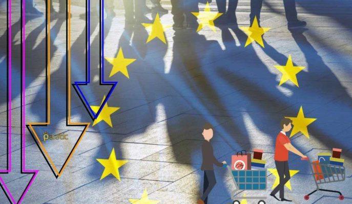 Euro Bölgesi'nde Enflasyon Ağustos'ta Yıllık Bazda Eksi %0,2 Oldu
