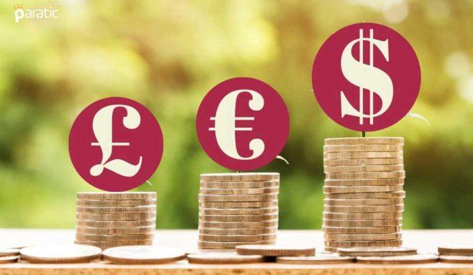 Euro, Dolar ve Sterlin Gece Saatlerinde TL Karşısında Tarihi Rekorlarını Kırdı