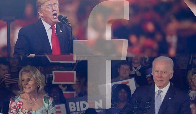 Facebook Yaklaşan ABD Seçimlerine Yönelik Manipülasyon Yapan Çinli Hesapları Kaldırdı