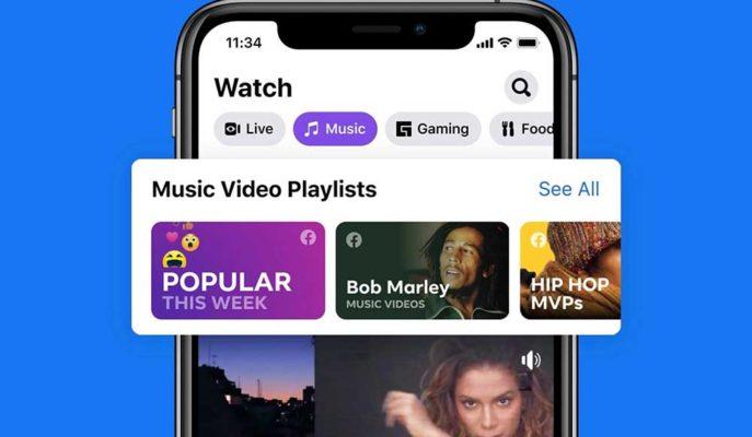 Facebook Kullanıcılarının Yarısına Yakını Watch Bölümünü Kullanıyor