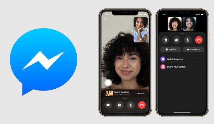 Facebook Messenger Kullanıcılara Birlikte Video İzleme İmkanı Sunacak