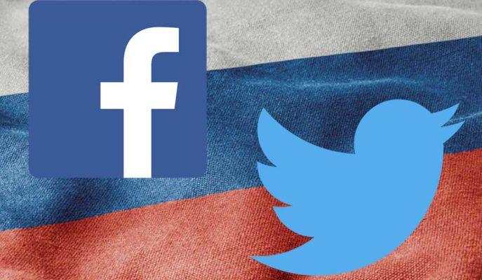 Facebook ve Twitter, Rusya Merkezli Sahte Hesapları Kaldırdığını Açıkladı