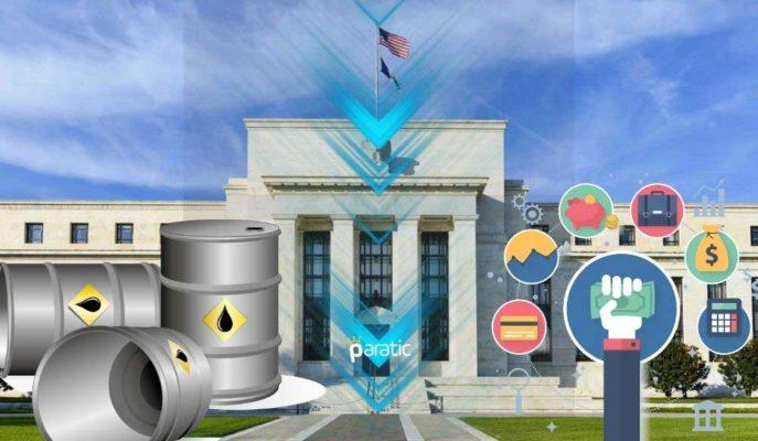 FED Başkanlarının Ekonomiye Dair Beklentileri Petrol ve Hisse Senetlerini Baskıladı