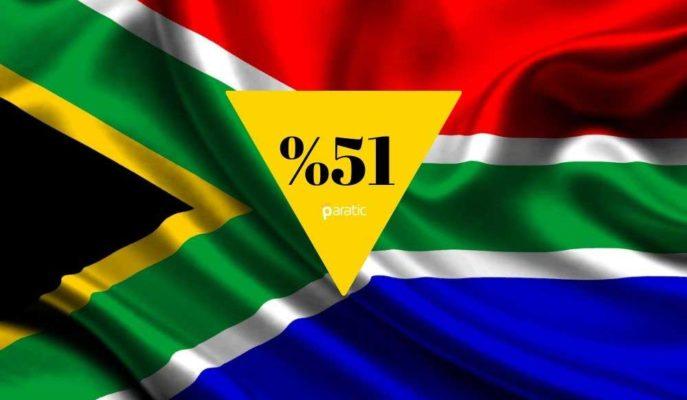 %51 Küçülen Güney Afrika Ekonomisinde Resesyon 4. Çeyreğe Girdi