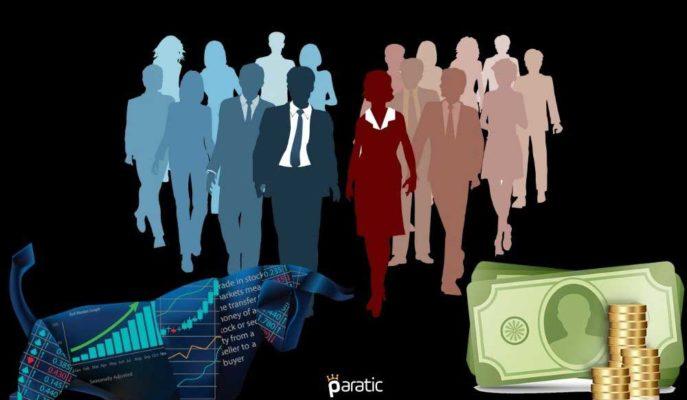 %13,4'e Yükselen İşsizlik Sonrası Dolar Sakin, Borsa Yükselişte