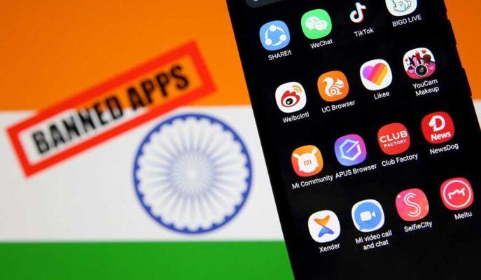 Hindistan Hükümeti PUBG Mobile'ın Aralarında Olduğu Yüzlerce Çinli Uygulamayı Yasakladı