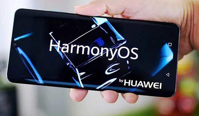 Huawei Android Yaptırımının HarmonyOS'a Olumlu Yansıyacağını Düşünüyor