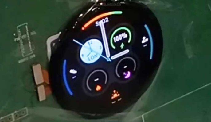 Huawei'nin İşletim Sistemi HarmonyOS Akıllı Saatte Çalışırken Görüldü