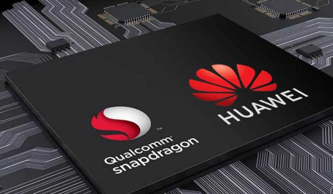Huawei, Qualcomm'dan İşlemci Almak için ABD Hükümetine Başvuruda Bulundu