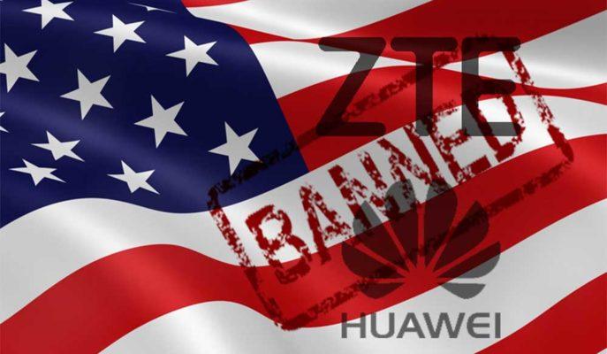 Huawei ve ZTE nin ABD Dışına Çıkarılmasının Faturası Açıklandı
