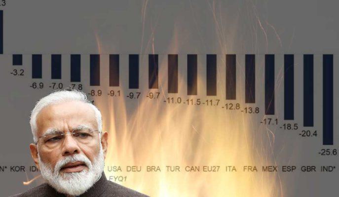 IMF Baş Ekonomisti: G20 Arasında En Kötü Darbeyi Hindistan GSYİH'si Aldı