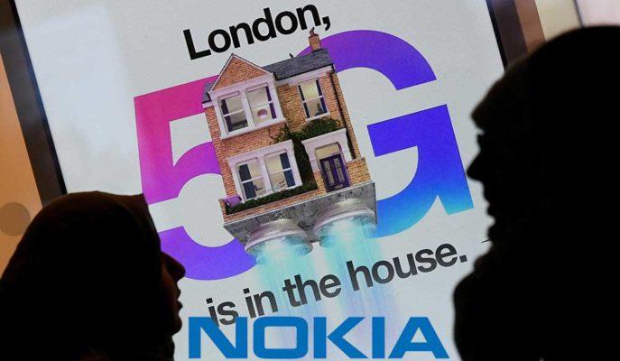 İngiltere, Huawei'den Sonra 5G Altyapısı için Nokia ile Anlaştı