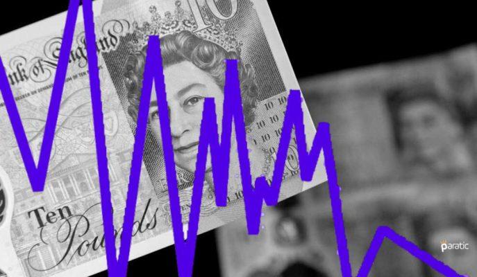 İngiltere'nin 2Ç20 GSYİH Revizyonuna Rağmen Ekonomi Tarihi Resesyonda