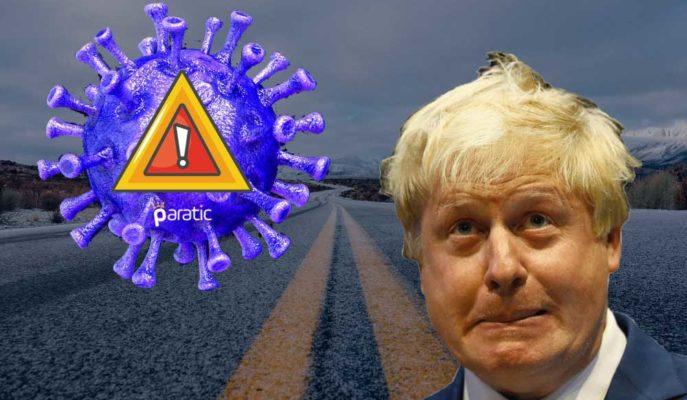 İngiltere'nin Tehlikede Olduğunu Söyleyen Johnson, Yeni Kısıtlamalar Açıkladı