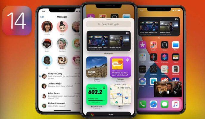 iOS 14 Güncelleme Hızı ile Kendisinden Önceki Sürümleri Geride Bıraktı