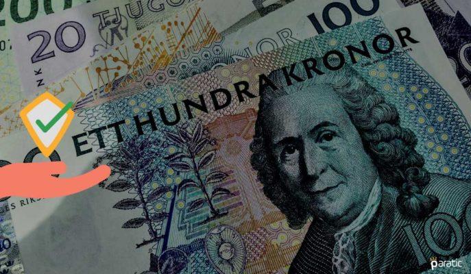 İsveç Hükümetinden Ekonomiye 105 Milyar Kron Destek Sözü Geldi