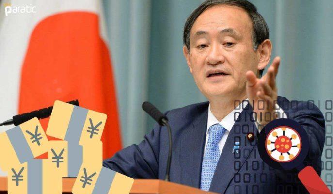 Japonya'nın Başbakan Adayı Suga'dan Pandemi için Daha Fazla Destek Sözü